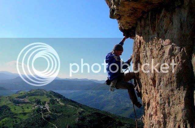 Dangerous Climbing