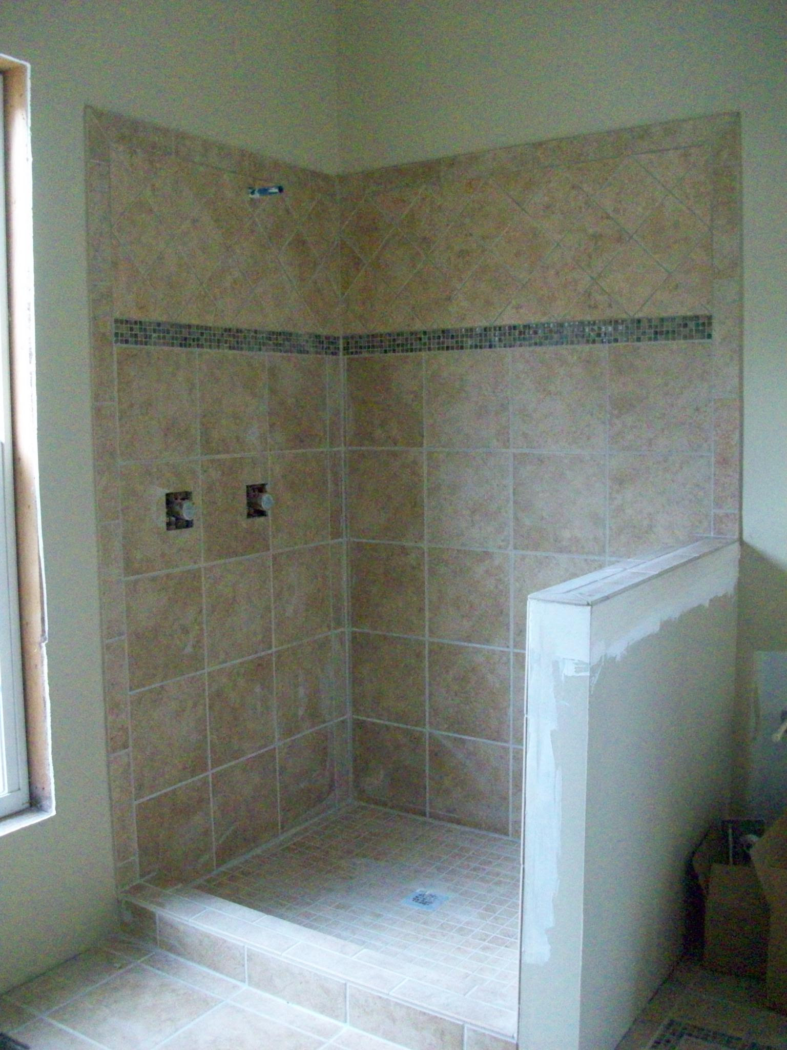 Our Old House Renovation: Tiling the Master Bath | What ...