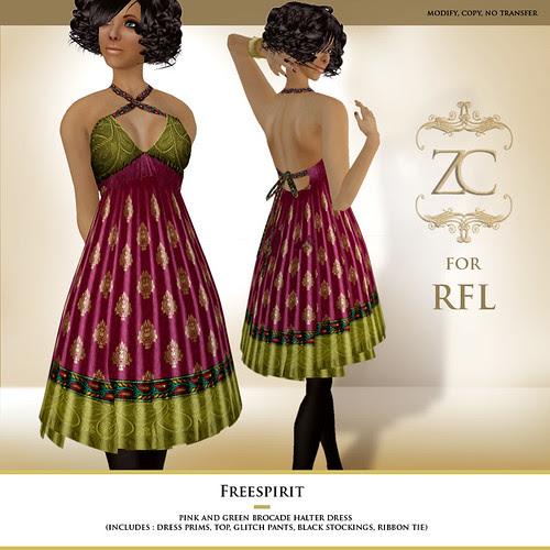 NEw : Freespirit for RFL