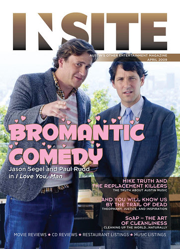 Cover - April 2009 INsite Magazine