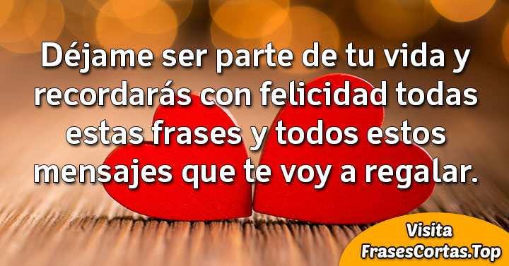 Frases De Amor Cortas Bonitas Y Románticaspara Novio Y Novia