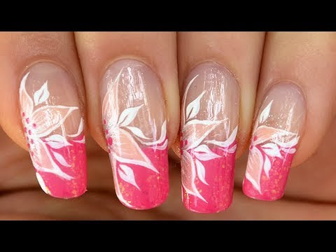 Nails Art French Manucure
