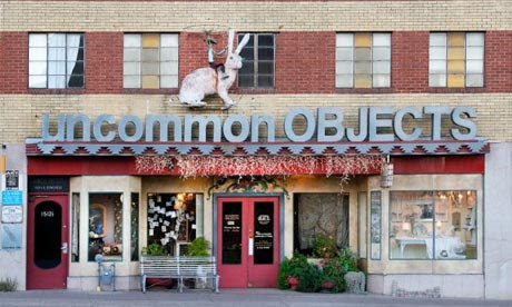 Uncommon Objects boutique, Austin, Texas