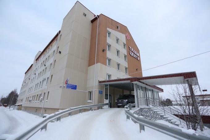 В травмбольницу Сургута в праздничные дни госпитализировали более 200 человек