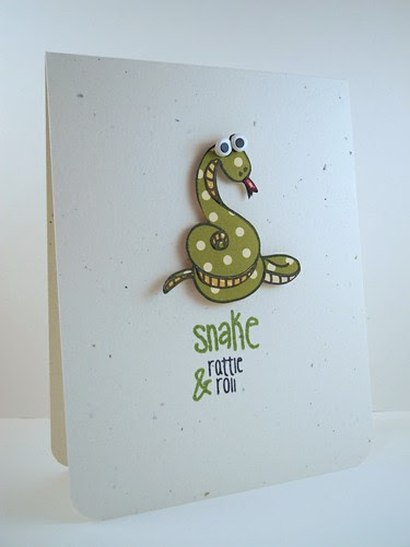 Snake, Rattle, & Roll