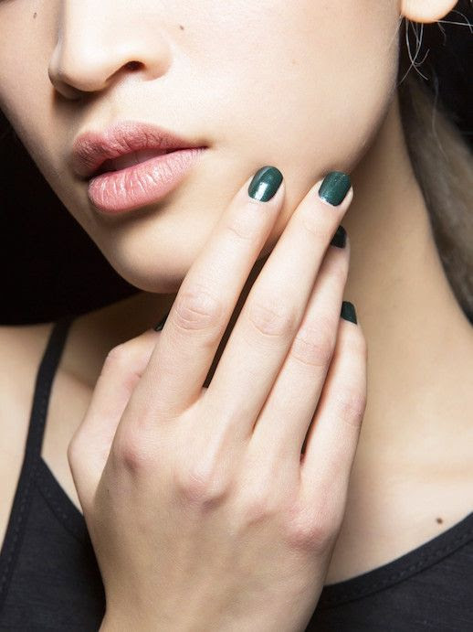 Le Fashion Blog 8 Nail Polish Colors That Will Be Big This Fall Via Byrdie