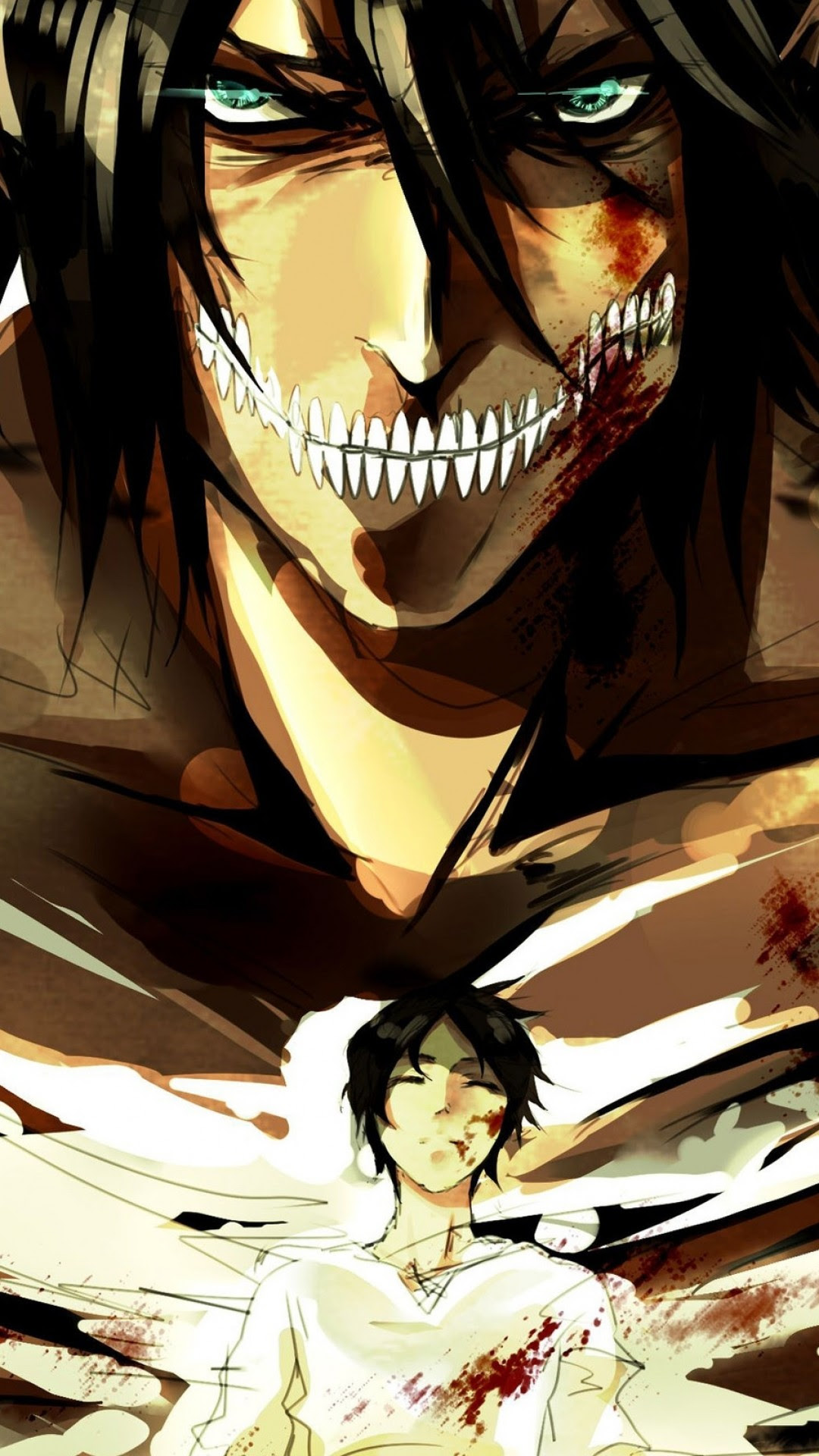 Gambar Anime Attack On Titan Eren Anime Wallpapers