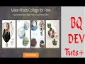 How To Desgin Online Collage Maker | Graphic Design | Photo Editor With FotoJet
