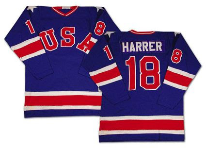 1980 USA Harrer jersey, 1980 USA Harrer jersey