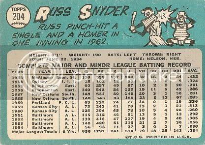 #204 Russ Snyder (back)