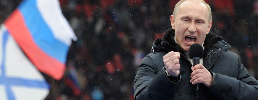 """""""Vou derrotar os Illuminati com minhas próprias mãos"""", diz Presidente Russo"""