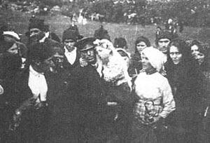 Jacinta le 13 octobre 1917