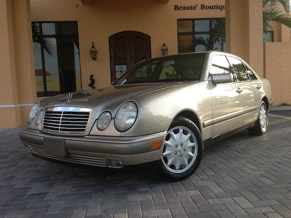 1997 Mercedes-Benz E320 with 30,000 miles | German Cars ...