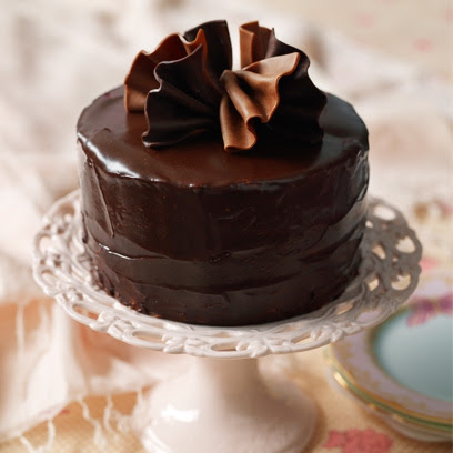 mary berry chocolate cake with ganache icing