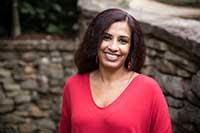 Mariya Taher , confundadora de Sahiyo, una organización que promueve la prohibición de la ablación femenina en Estados Unidos y en el resto del mundo