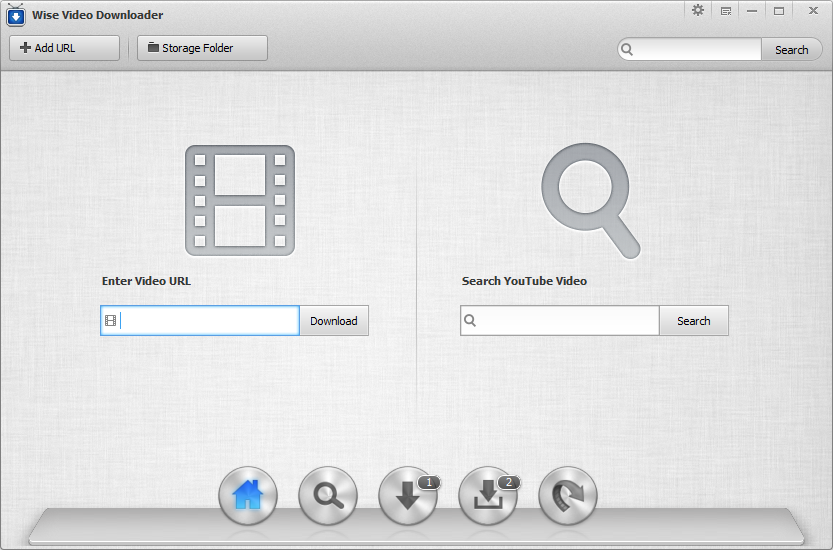 Download and install Wise Video Downloader.png