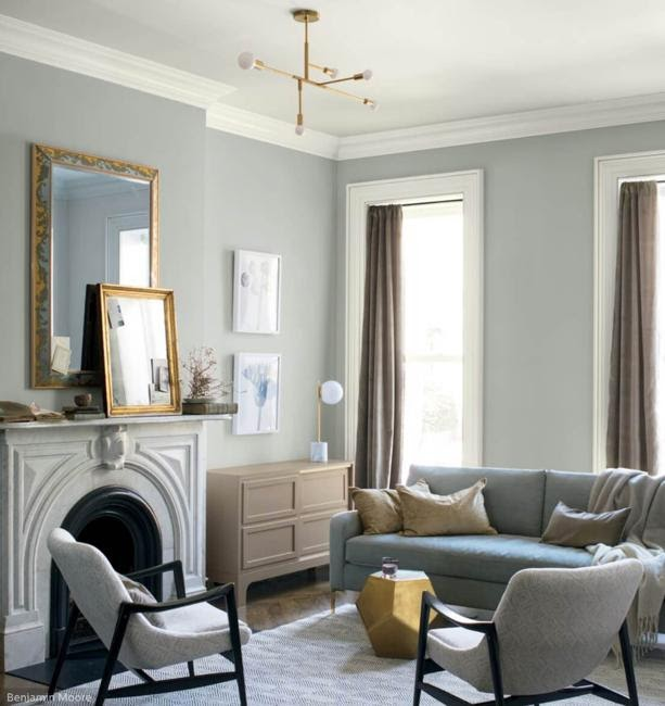 Cool Modern Living Room Interior Paint Colors Photos