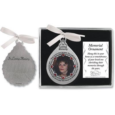 Memorial Ornament Christmas Ornament Memorial Gift Christmas