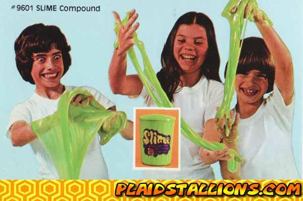 Mattel Slime