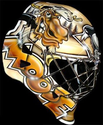 Hedberg Moose Mask, Hedberg Moose Mask