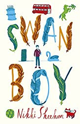 Swan Boy book cover