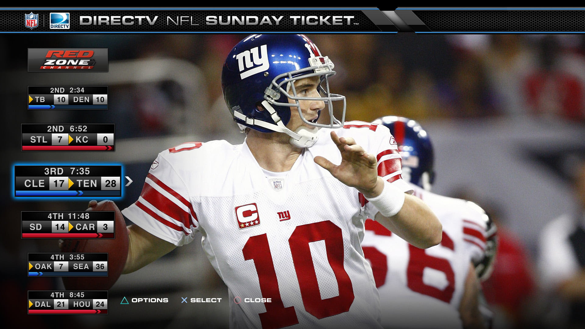 Sony PlayStation 3 getting DirecTVs NFL Sunday Ticket, no dish necessary  Digital Trends