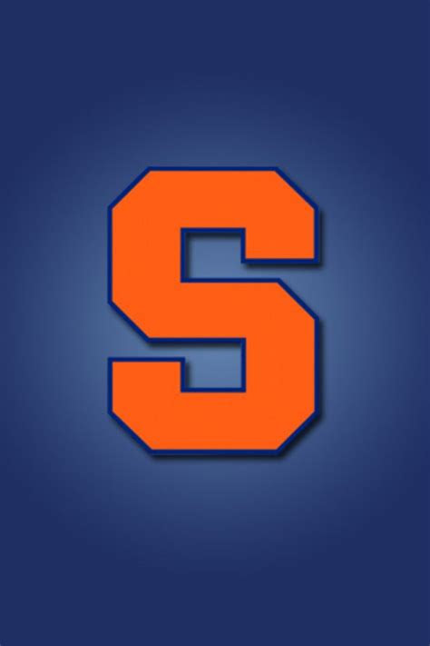 syracuse orange iphone wallpaper hd