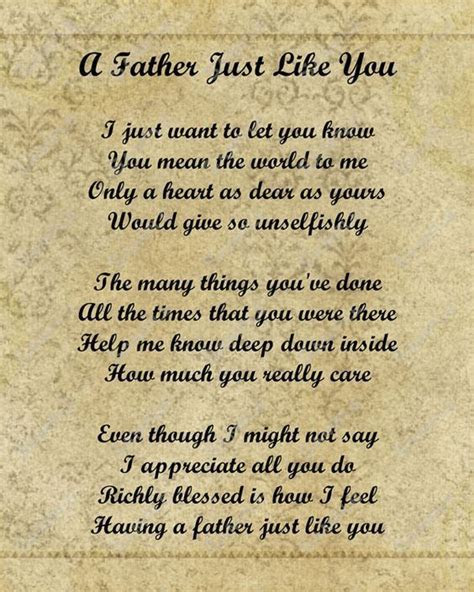 A Father Just Like You Pictures, Photos, and Images for