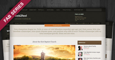 Faith Free WP Theme