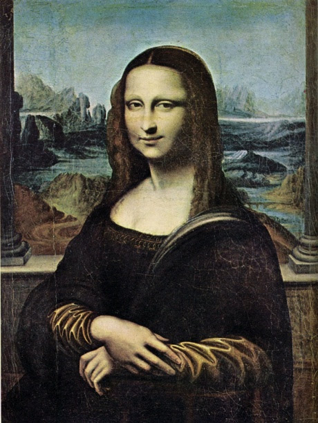 Vernon Mona Lisa
