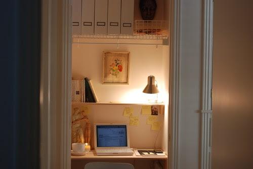 bonbonliving.com eclectic home office