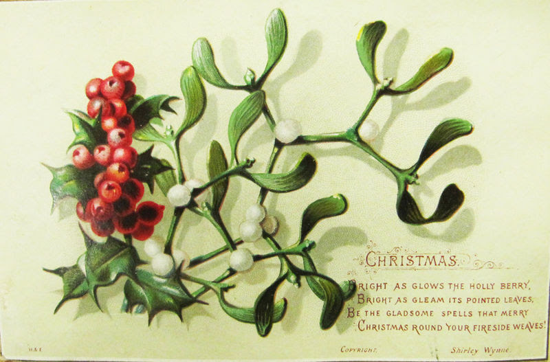 File:Holly Christmas card from NLI.jpg