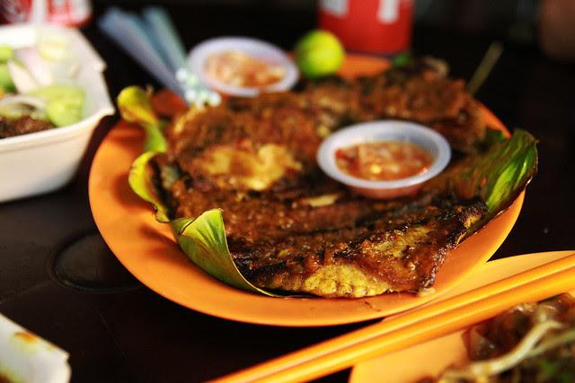 Kuala Lumpur Street Dining