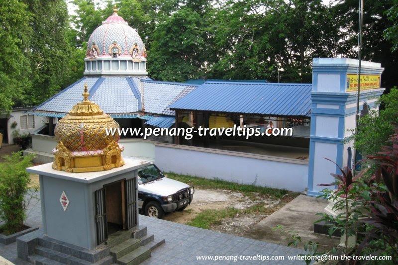 Sri Ranganatha Swami Madalayam, Gelugor