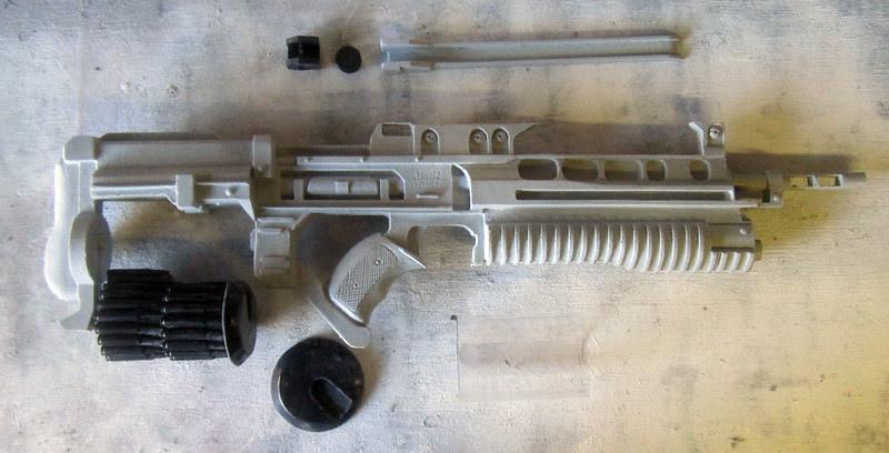 STA-52 LAR Kit Parts