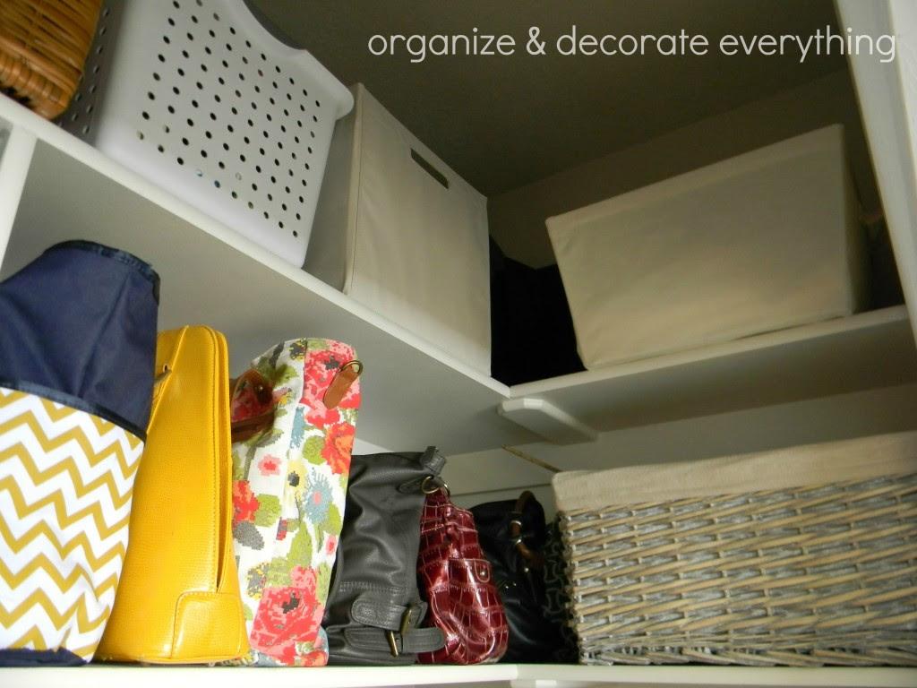 Master Closet Organization 5.1