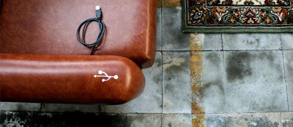 Usb-sofa, Cabracega, decoracion, diseño, muebles