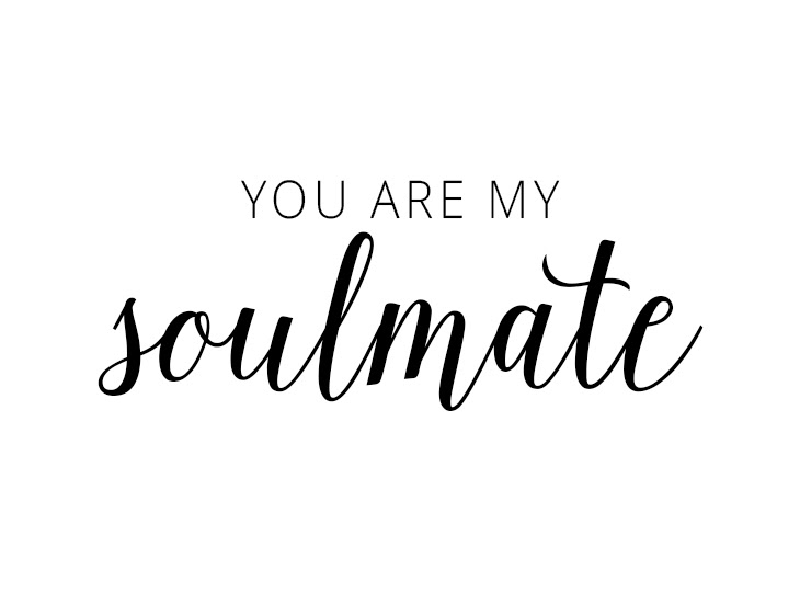 You Are My Soulmate Jpg Maison Mansion
