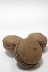 Macaron  CBS, Henri Le Roux, Salon du Chocolat Tokyo