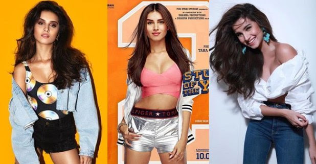 5 Facts about the Student of the Year 2 Fame Tara Sutaria