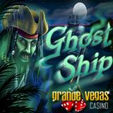 Grande Vegas Giving Casino Bonus and Free Spins on New Ghost Ship Slot from RTG