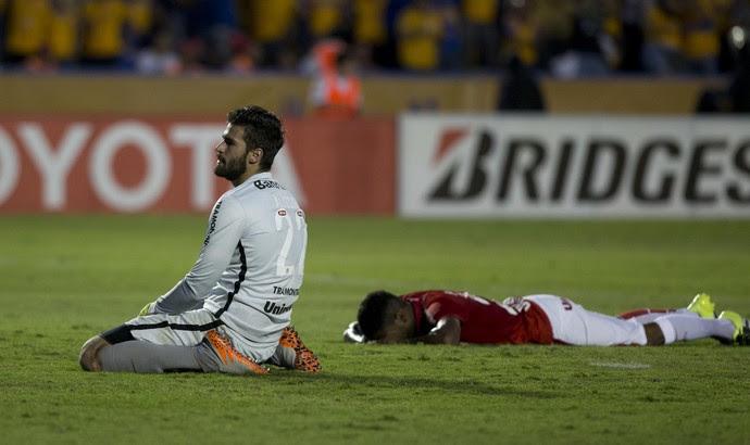 Inter lamenta gol Tigres - Libertadores (Foto: AP)