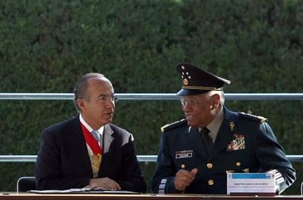 Calderón y Galván. Foto: Germán Canseco