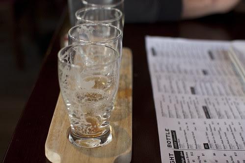 haven - beer flight finished