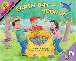 Earth Day--Hooray!: Place Value (MathStart 3 Series)