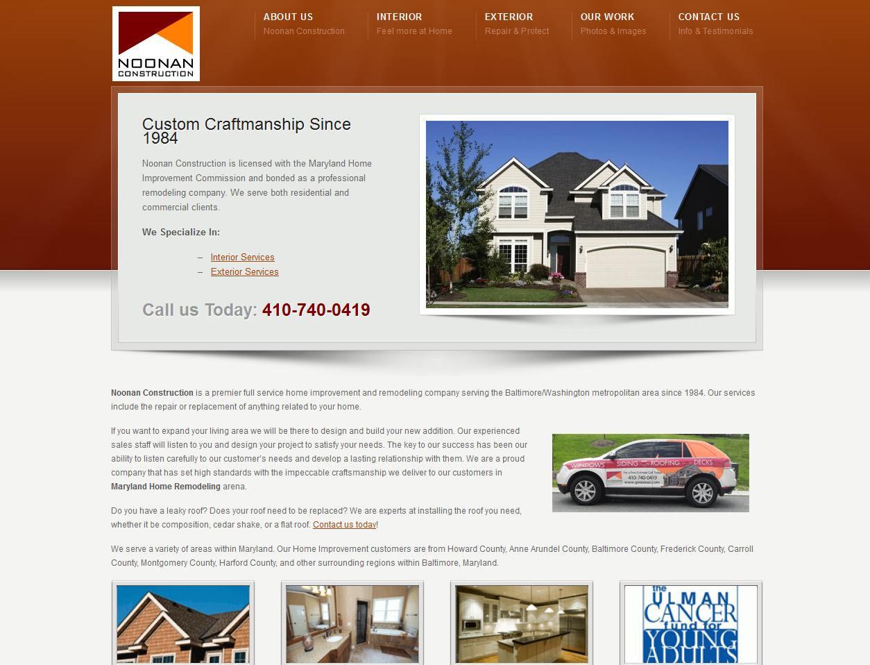 Ncd Solutions Llc Noonan Construction