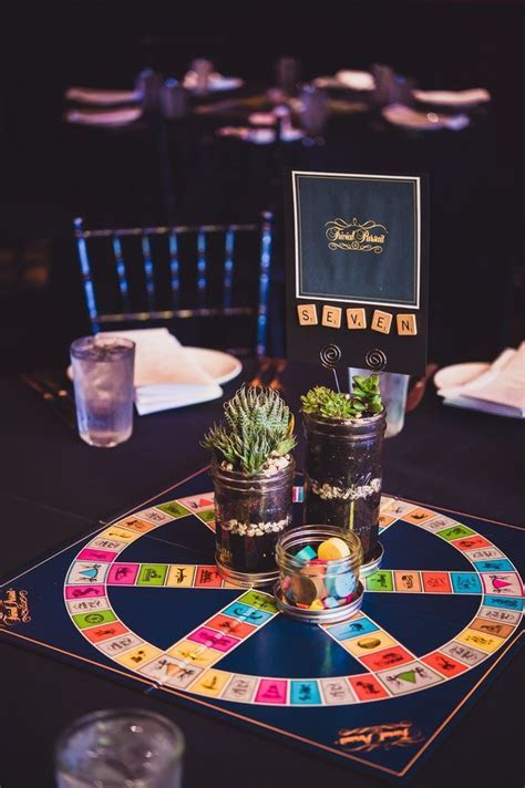 This brunch wedding slays us with board games and nostalgia