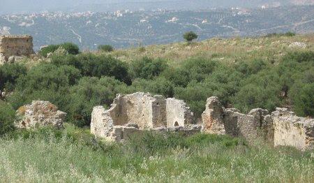 Ruins at Aptera