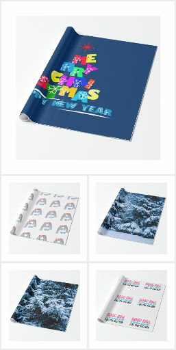 Wrapping Paper For You