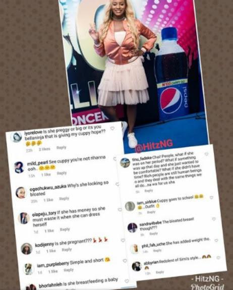 DJ Cuppy's Look To Davido's #30BillionConcert Sparks Debate Online